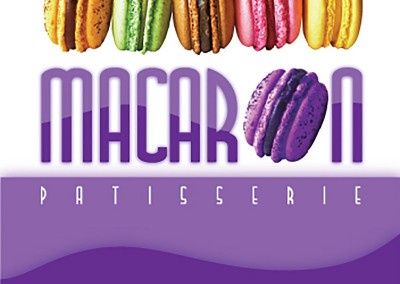 Macaron Logo